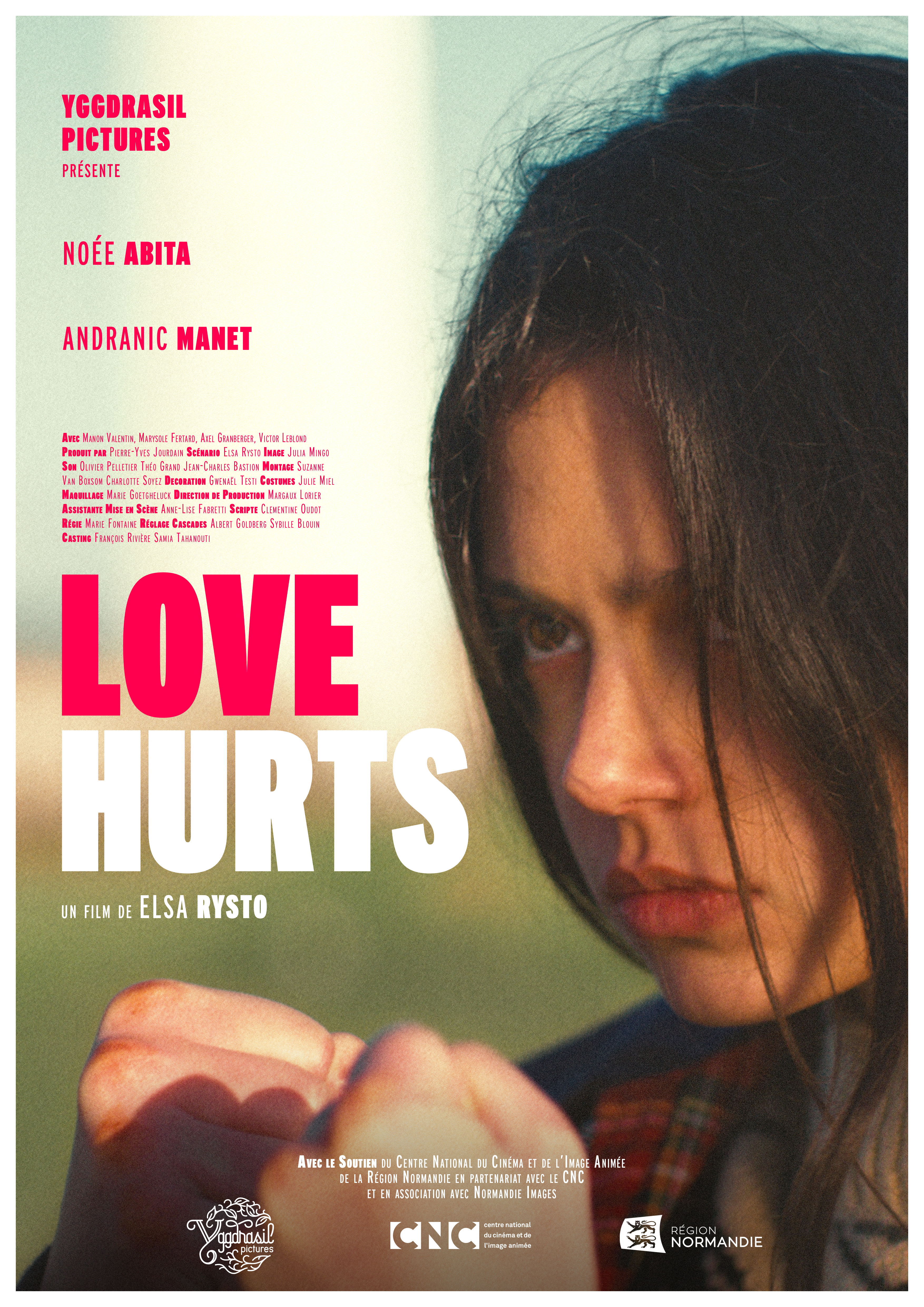 Affiche Love hurts