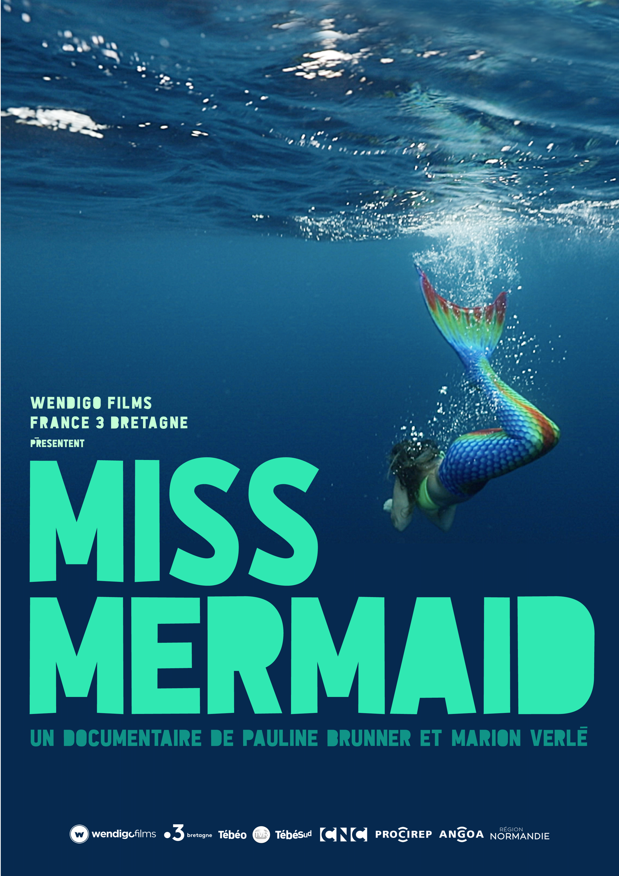 Affiche Miss Mermaid