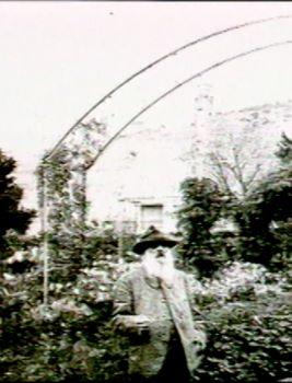 Affiche Claude Monet à Giverny 1883-1926
