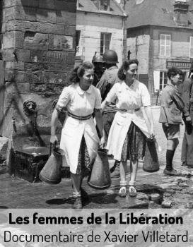 Affiche Les femmes de la libération