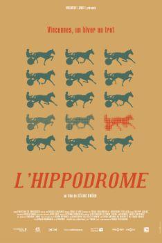 Affiche L'hippodrome