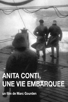 Affiche Anita Conti, une vie embarquée