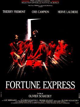 Affiche FORTUNE EXPRESS