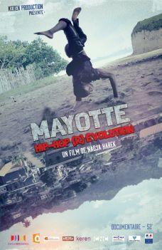 Affiche Mayotte hip-hop (r)évolution
