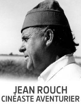 Affiche Jean Rouch cinéaste aventurier