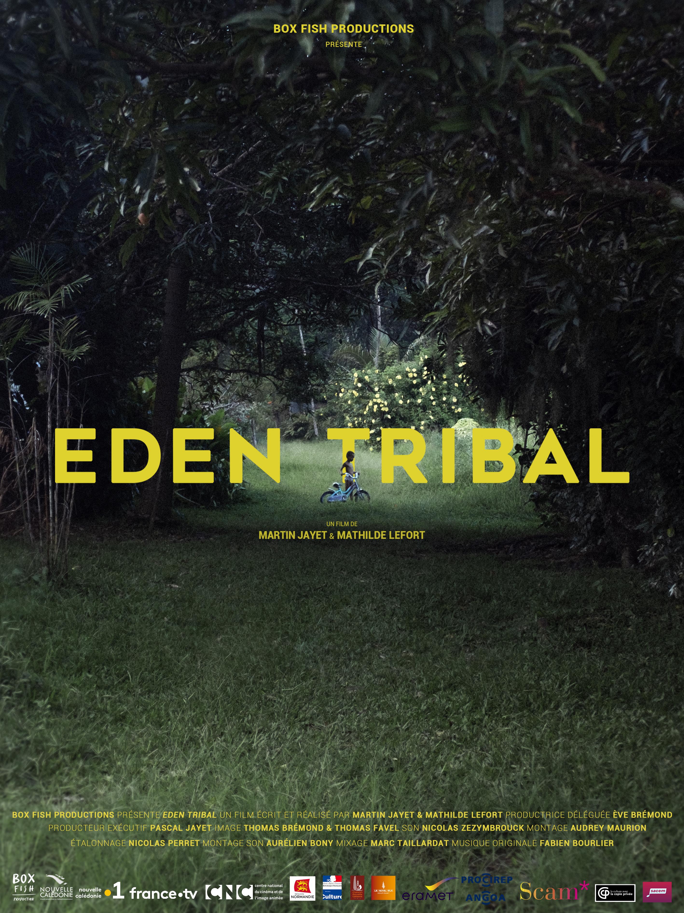 Affiche Eden Tribal