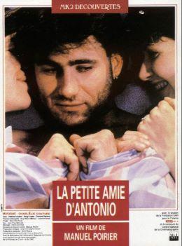 Affiche LA PETITE AMIE D'ANTONIO