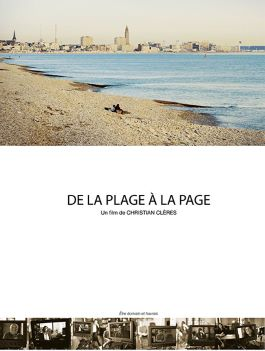 Affiche De la plage à la page