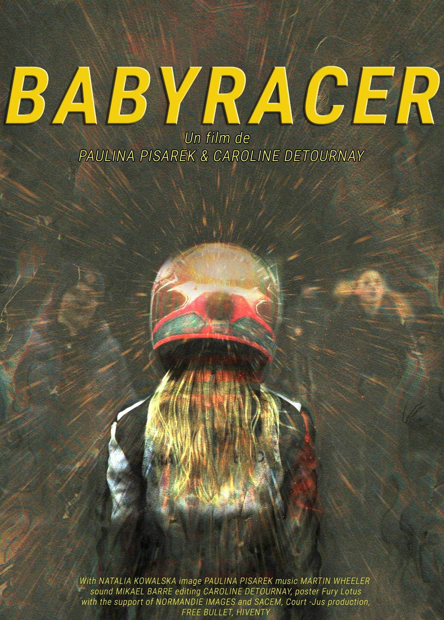Affiche Babyracer