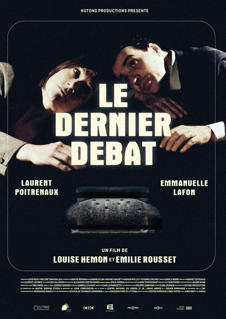 Affiche Le Dernier débat