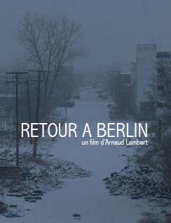 Affiche Retour à Berlin