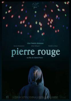 Affiche Pierre Rouge