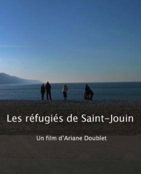 Affiche Les réfugiés de Saint-Jouin