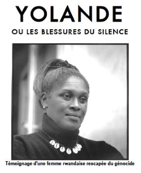 Affiche Yolande ou les blessures du silence