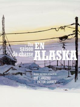 Affiche Une saison de chasse en Alaska