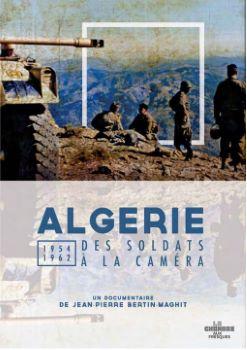 Affiche  Algérie (1954-62), des soldats à la caméra
