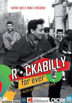 Affiche Rockabilly forever