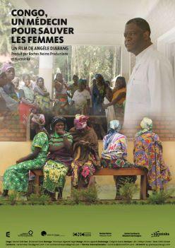 Affiche Congo, un médecin pour sauver les femmes