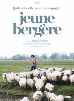 Affiche Jeune Bergère