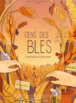 Affiche Gens des blés