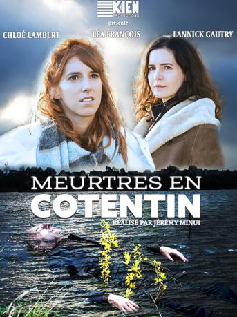 Affiche Meurtres en Cotentin